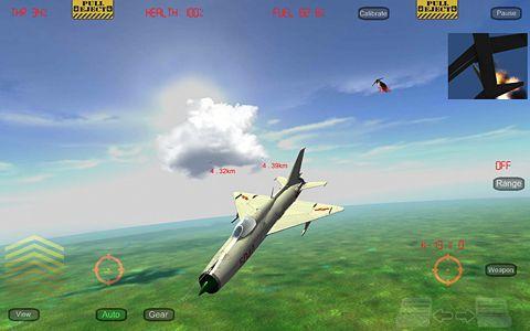 Avión de combate 3: Fuerzas aéreas de Viet Nam para iPhone gratis