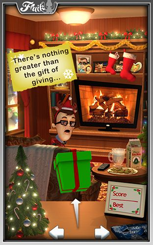Arcade Office jerk: Holiday edition for smartphone