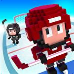 Иконка Blocky hockey: Ice runner