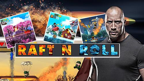Raft n roll ícone