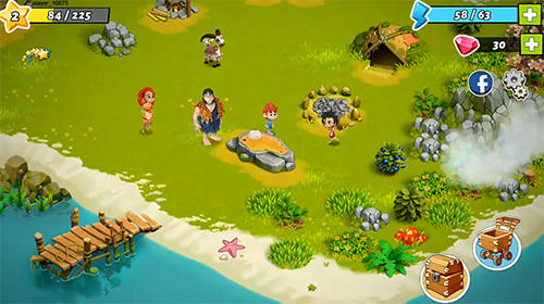 Family island: Farm game adventure の日本語版