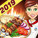 Kebab world: Cooking game chef icon