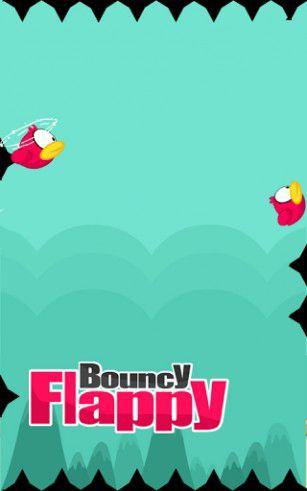 Bouncy flappy Screenshot