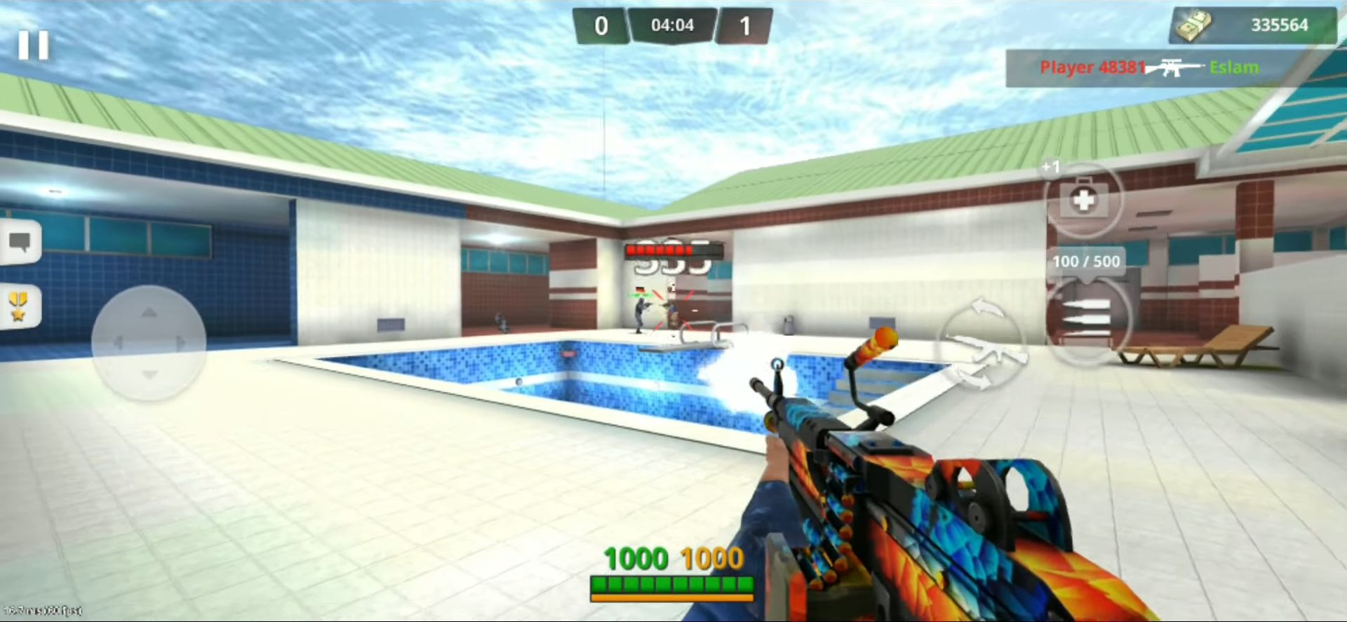 Special Ops: FPS PvP War-Online gun shooting games para Android