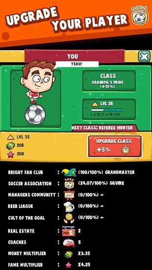Fußball Simulator auf Deutsch