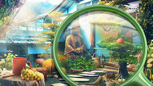Mystery objects zen garden para Android