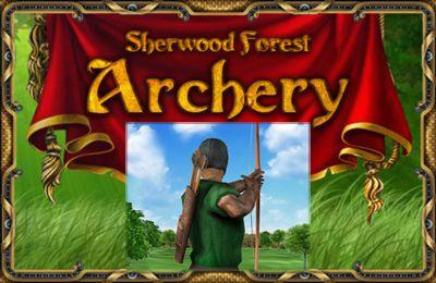 logo Sherwood Forest Bogenschießen HD