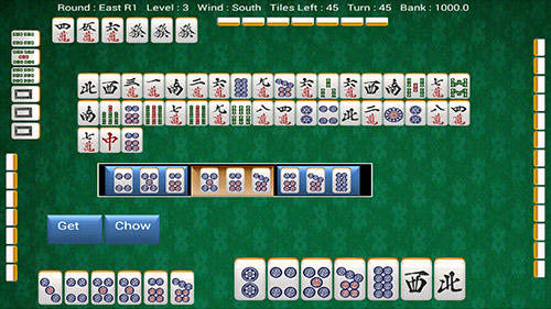 Hong Kong style mahjong in English