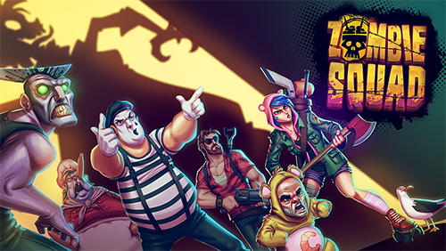 Zombie squad: A strategy RPG Screenshot