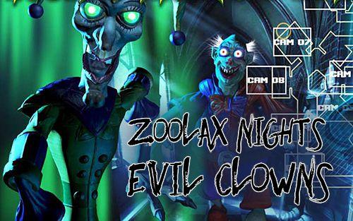 logo Zoolax Nächte: Teuflische Clowns