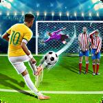 Shoot goal: League 2017 Symbol