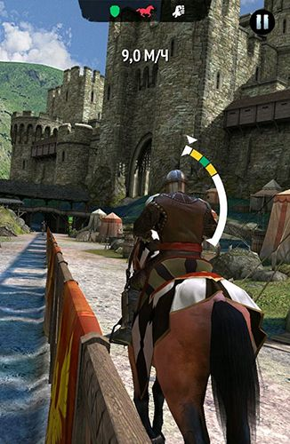 Acción Rival knights para teléfono inteligente