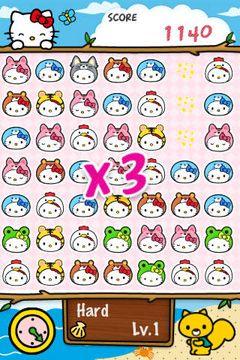Hello Kitty: 3 en rang pour iPhone gratuitement