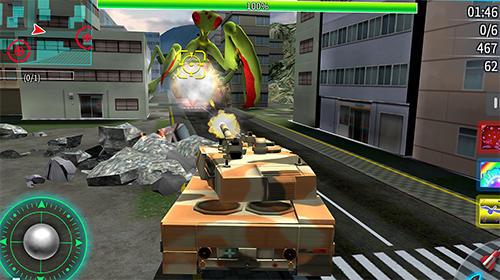 Panzerspiele Generation tank auf Deutsch