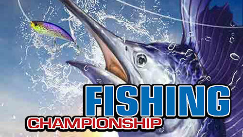 Fishing championship capture d'écran 1