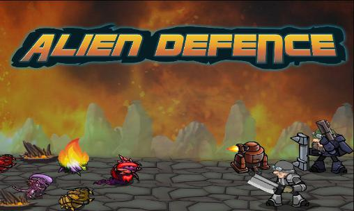 Alien defense icon