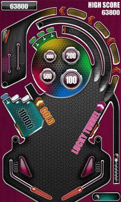 Arcade Pinball Pro für das Smartphone
