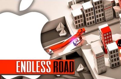 Screenshot Endless Road on iPhone