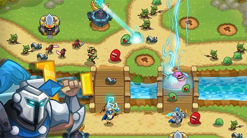 Strategie Realm defense: Fun tower game für das Smartphone