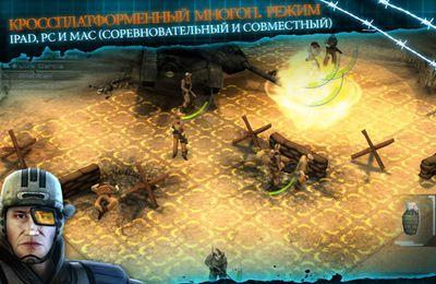 Strategy games Frontline Tactics in English