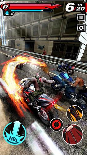 Fury rider für Android