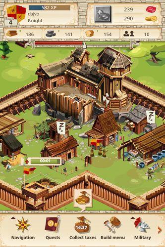 Empire: 4 Royaume pour iPhone gratuitement