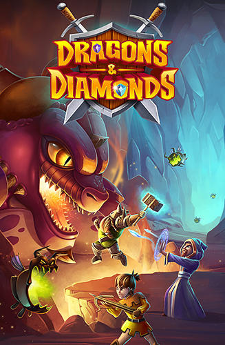 Dragons and diamonds Screenshot