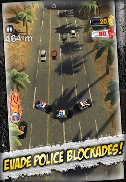 Rennspiele: Lade Verdächtig: Das Rennen! auf dein Handy herunter