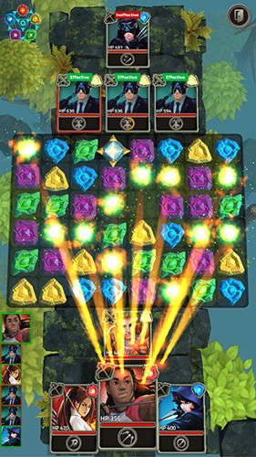 Heroes of elements für Android