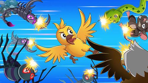 Choppi bird für Android