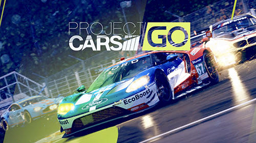 アイコン Project cars go