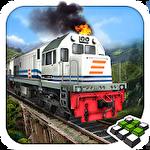 Indonesian train simulator Symbol