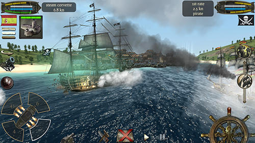 The pirate: Plague of the dead para Android