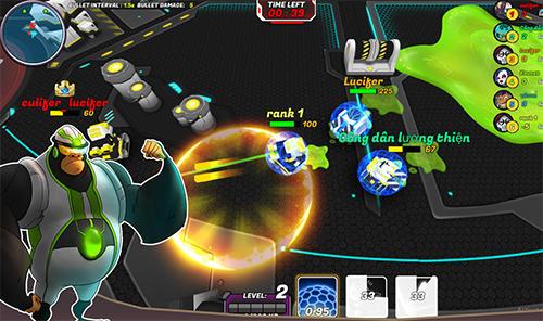 Tank raid: Online multiplayer для Android
