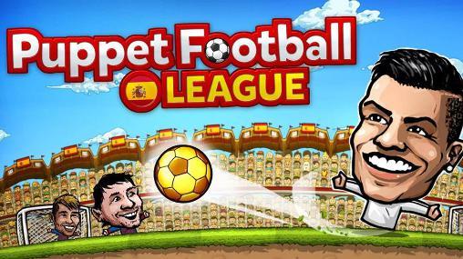 Puppet football: League Spain screenshot 1