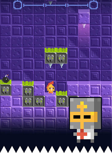 Temple of spikes for Android