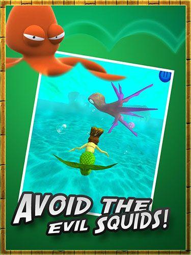 Arcade Mermaid adventure for kids für das Smartphone