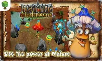 Battle Mushrooms Screenshot