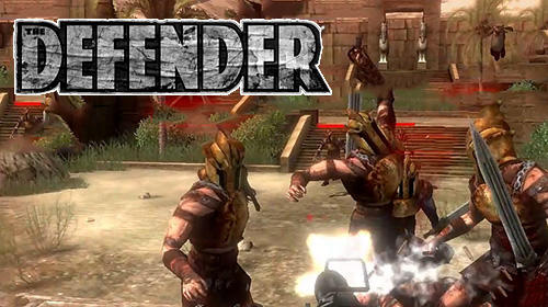 The defender: Battle of demons Screenshot