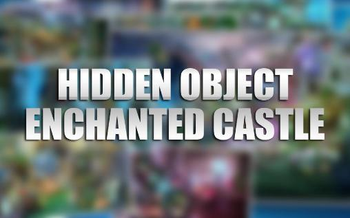Hidden object: Enchanted castle screenshot 1