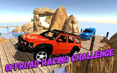 Offroad racing challenge скриншот 1