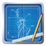 Blueprint3D HD icono