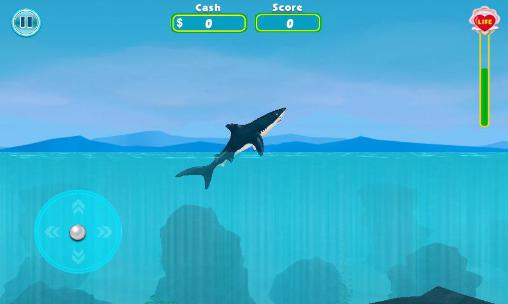 Shark shark run screenshot 1
