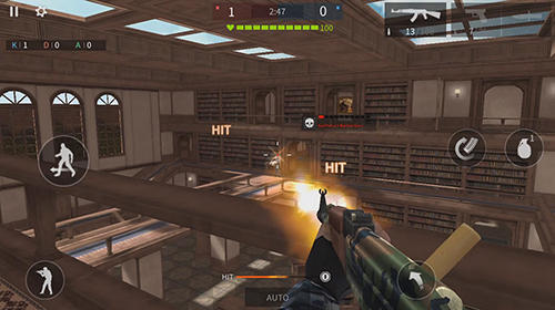 Point blank: Strike pour Android