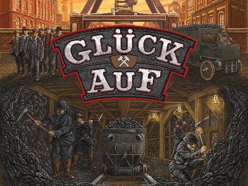 标志Gluck auf