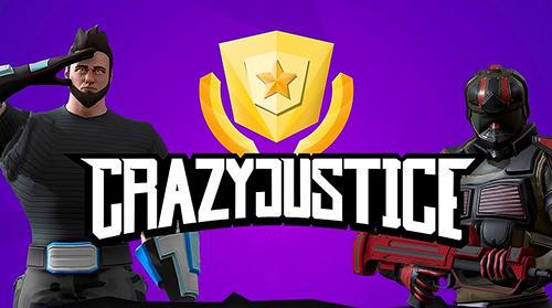 Crazy justice symbol