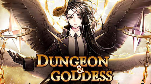 Dungeon and goddess: Hero collecting rpg screenshot 1