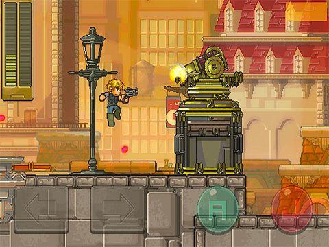 Arcade-Spiele: Lade Steam Punks auf dein Handy herunter