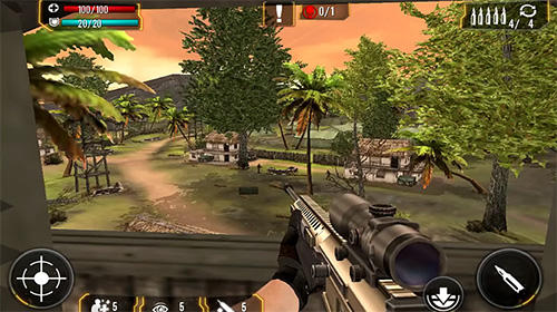 King of shooter: Sniper shot killer para Android