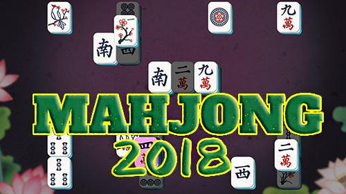 Mahjong 2018 captura de tela 1